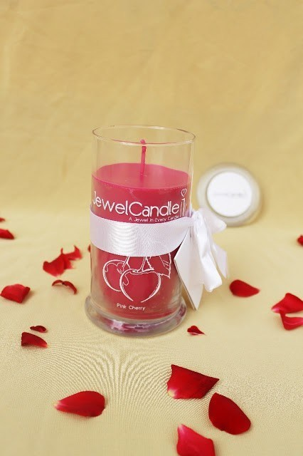 aromatic jeweled candles jewelcandle